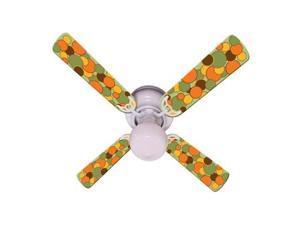 Ceiling Fan Designers 42FAN-IMA-FBD Flashback Ceiling Fan 42 In.