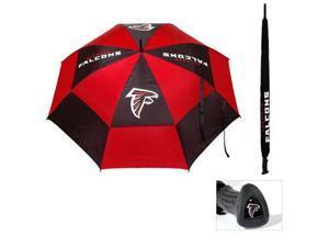 Team Golf 30169 Atlanta Falcons 62 in. Double Canopy Umbrella
