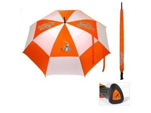 Team Golf 30769 Cleveland Browns 62 in. Double Canopy Umbrella