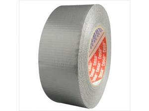 Tesa Tapes 744-64663-09000-00 2 Inchx60Yds Silver Duct Tape Heavy Duty Grade