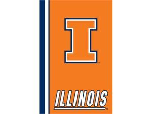 Logo Chair 151-27 Illinois UltraSoft Blanket