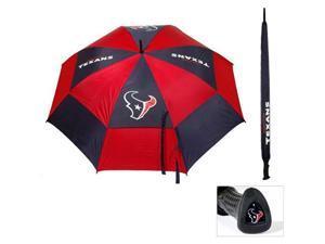 Team Golf 31169 Houston Texans 62 in. Double Canopy Umbrella