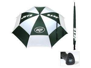 Team Golf 32069 New York Jets 62 in. Double Canopy Umbrella