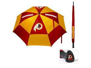Team Golf 33169 Washington Redskins 62 in. Double Canopy Umbrella