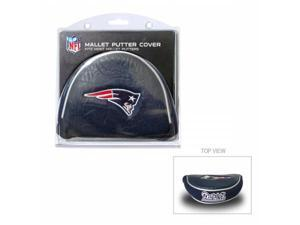 Team Golf 31731 New England Patriots Mallet Putter Cover
