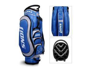 Team Golf 30935 Detroit Lions Medalist Cart Bag