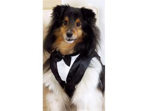Weddingstar 6008 Dog Tuxedo Pet Tuxedo - Large