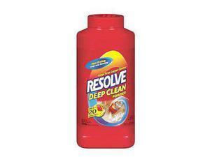 Reckitt 81760 Resolve Deep Clean Powder - 18 oz. - Pack of 6