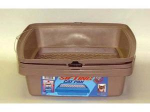 Van Ness Plastic Molding Sifting Framed Cat Pan, Assorted, 19X15.3X8 Inch - CP5