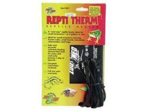 Zoo Med Repti Therm Under Tank Heater 4 x 5in for 5 Gallon Tank