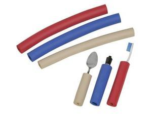 Mabis 641-6690-0182 Closed-Cell Foam Tubing- Assorted Colors- 6/Package