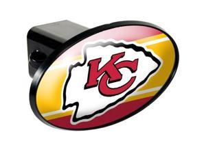 Great American Products 72025 Trailer Hitch Cover- Kansas City Chiefs