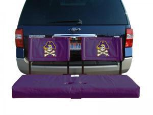Rivalry RV181-6050 East Carolina Tailgate Hitch Seat Cover