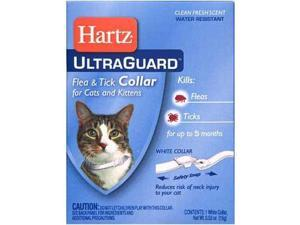 Ultraguard Flea & Tick Cat Collar 13 - White