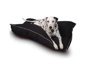 Majestic Pet 788995654605 35x46 Large Super Value Pet Bed- Black