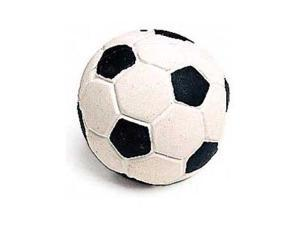 Ethical Pet Latex Soccer Ball, Assorted, 2 Inch - 3673