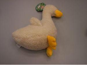 Ethical Pet Vermont Fleece Duck, 13 Inch - 5023