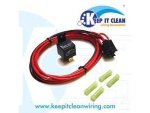 Keep It Clean HARNBL Brake Light Relay Kit
