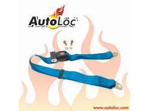 Autoloc SB2PAQ 2 Point Aqua Lap Seat Belt (1 Belt)