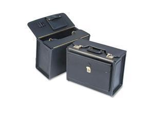Tufide Catalog Case Vinyl 18-1/4 x 8-3/4 x 13-1/2 Black