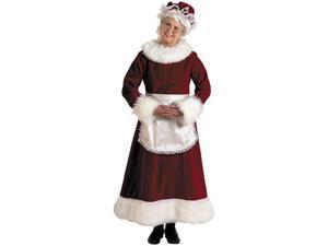 Halco 18262 Mrs. Claus Dress Plus Costume Size Plus