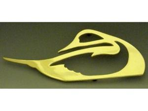 Mayer Mill Brass - PD-08 - Pintail Duck Trivet