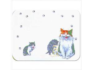 McGowan TT00271 Tuftop Cats Whiskers Cutting Board- Small