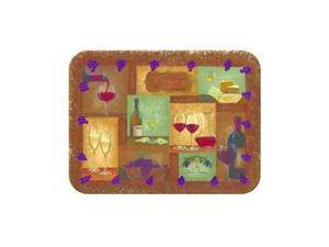McGowan TT00651 TufTop The Wine Cellar Cutting Board- Small