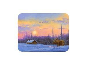 McGowan TT70021 Tuftop Vanzyle-Moose and Cabin Cutting Board- Small