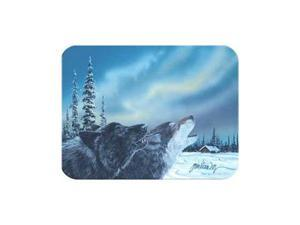 McGowan TT70032 Tuftop Vanzyle-Wolf Duet Cutting Board- Medium