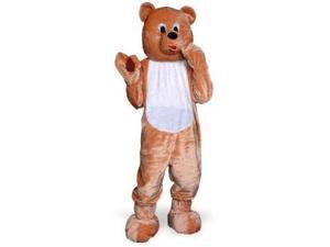 Dress Up America 359-L Teddy Bear Economy Mascot Child Costume - Small