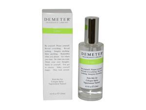 Demeter U-4567 Lime by Demeter for Unisex - 4 oz Cologne Spray