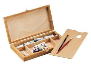"Alvin&Co HWB146 2"" Small Wood Sketch Box"