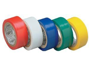 Gardner Bender GTPR-575 .75 in. X 12 ft. Assorted Colors Electrical Tape