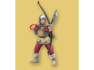 Papo 39384 Bowman Red Soldier Toy Knight Figurine