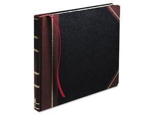 Esselte Pendaflex 23300R Columnar Book  Record Rule  BLK Cover  300 Pgs  14-1/8 x 10-7/8