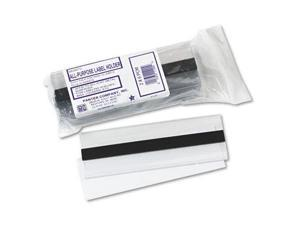 Panter PCM2 Clear Magnetic Label Holders  6 x 2  Clear  10 per Pack