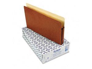 Standard Expanding File Pockets Manila Straight Cut 1 Pocket Legal Redrope