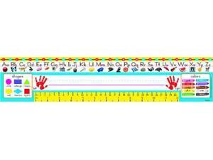 Trend Enterprises T-69401 Reference Size Name Plates Pk-1- Zaner-Bloser Desk Toppers