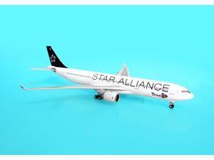 Phoenix Diecast 1-400 PH610 Thai A330-300 1-400 REG HS-TEL Star Alliance Old