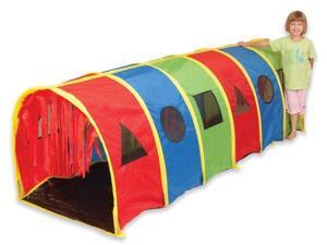 Pacific Play Tents 95200 9 ft. Tickle Me Geo Tunnel