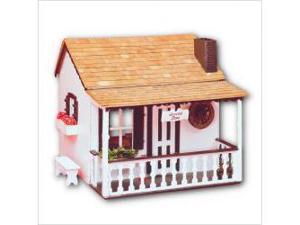 Greenleaf 2802 Adams Doll House - Unfinished Woo