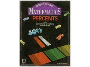American Educational SR-0860 Communicating Mathematics with Percents Guide