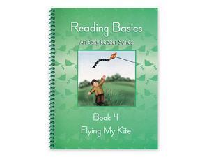 Alpha Omega Publications LAN 0134 Reading Basics Book 4, Flying My Kite