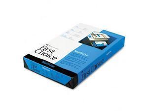 Domtar 85791 MultiUse Premium Paper, 98 Brightness, 24lb, 11 x 17, White, 500 sheets/Ream