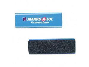 Avery 29812 Marks-A-Lot Dry Erase Board Eraser  Felt  5 1/2w x 1 7/8d x 1 1/4h