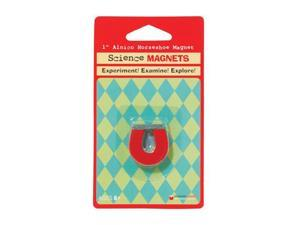 Science Magnet 1In Alnico Horseshoe