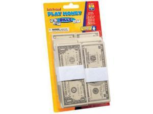 EDUCATIONAL INSIGHTS EI-3057 LETS PRETEND PLAY MONEY - BILLS