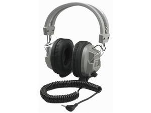 HAMILTON ELECTRONICS- VCOM HECSC7V DELUXE STEREO-MONO HEADSETS 1-8PLUS & 1-4ADAPTER WITH VOLUME CONTROL
