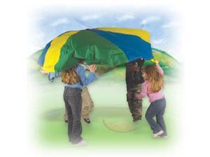 Pacific Play Tents 85-940 6 Foot Parachute With No Handles And With Carry Bag